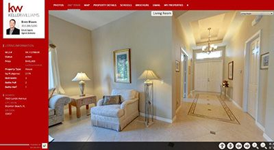 Virtual Tours/Property Websites